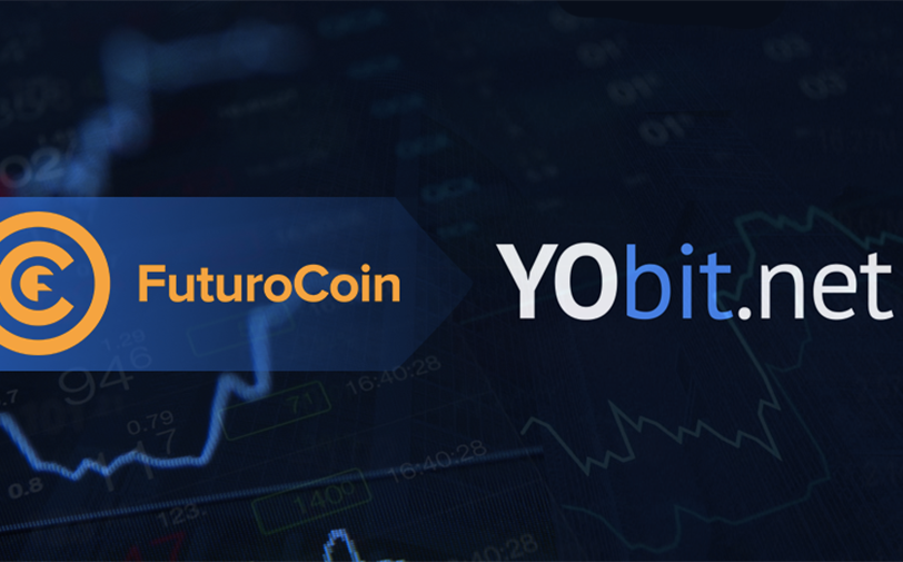 FuturoCoin on first cryptocurrency exchange